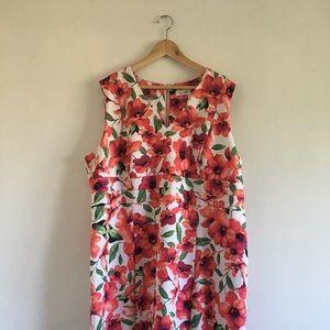 CALVIN KLEIN 22W SCUBA DRESS